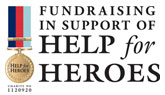 FUNDRAISING IN SUPPORT OF HELP FOR HEROES